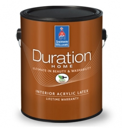 SW Duration Home Matte Extra White