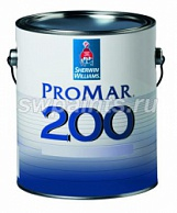Promar 200 interior latex flat