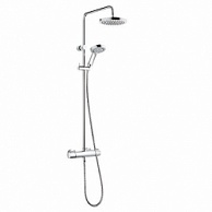 KLUDI DUAL SHOWER SYSTEM с термостатом
